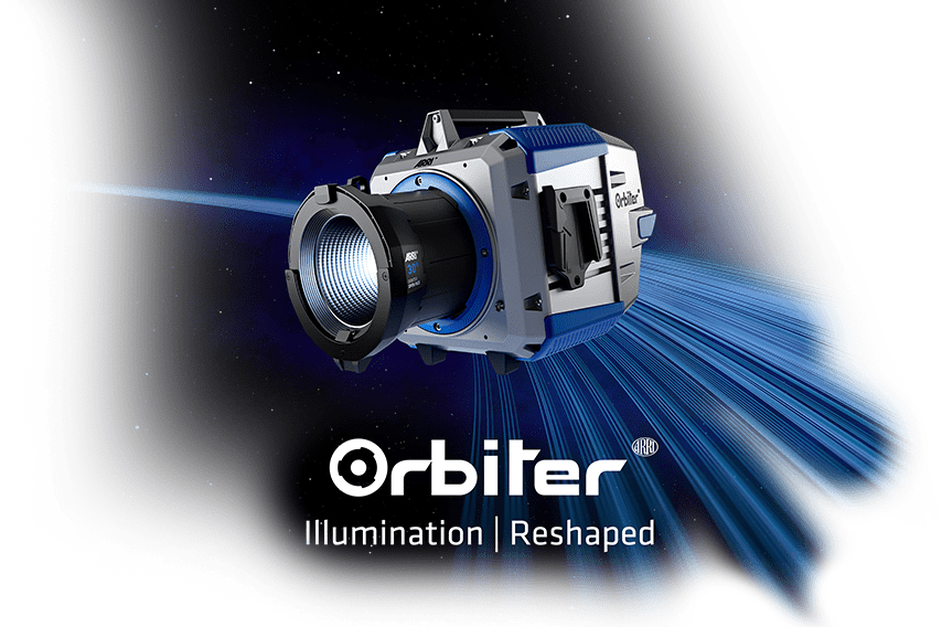 ARRI Orbiter - Illumination | Reshaped